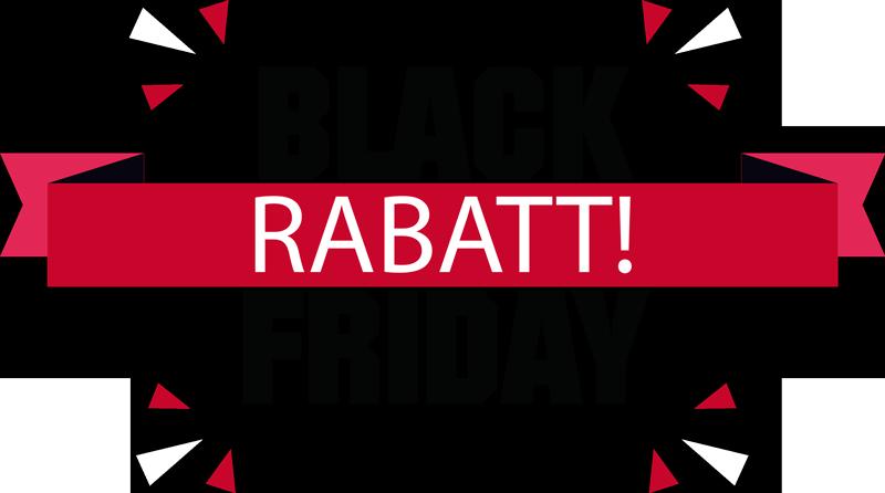 TenStickers. Rabatt Aufkleber Black Friday Roter Banner. Optimal für Ihr Schaufenster ist dieser Black Friday Rabatt Aufkleber. In verschiedenen Größen erhältlich und mit hoher Qualität, nur für Sie.
