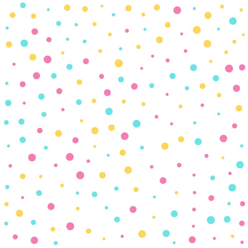 TenStickers. Zelfklevende muursticker baby mollen. Fotobehang zelfklevende sticker met meerdere gestippelde mol ideaal om de ruimte van baby te versieren. Eenvoudig aan te brengen en u kunt de maat kiezen die geschikt is voor uw ruimte.