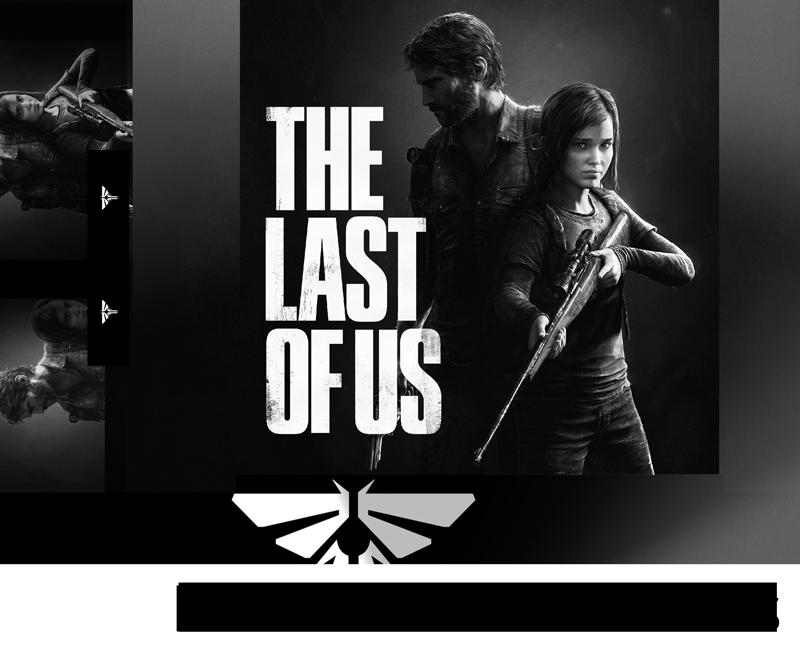 TenVinilo. Pegatina PS4 The Last Of Us videojuego. Exlusiva pegatina PS4 del videojuego The Last Of Us en el que aparecen los principales jugadores. Vinilo PS4 adhesivo con fácil colocación.