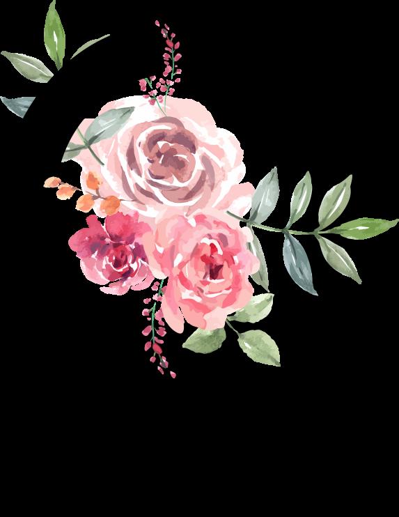 TenStickers. 여성 상징 이모티콘 벽 스티커. 침실이나 거실의 표면을 장식하기 위해 꽃과 여성 상징 이모티콘 벽 스티커 디자인. 적용하기 쉬운 디자인.