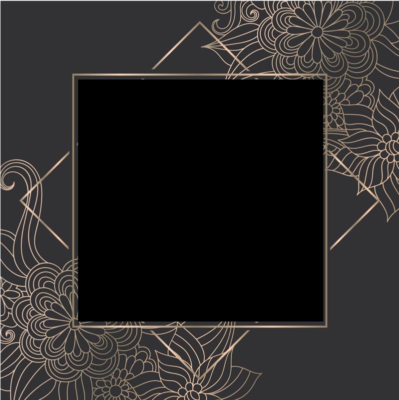 TenVinilo. Vinilo adhesivo de espejo de flores de primavera. Diseño de vinilo de baño para espejo de flores de primavera para cambiar el aspecto de su espacio con singularidad y clase. Fácil de aplicar y puedes elegir el tamaño.
