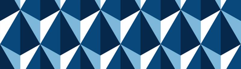 TENSTICKERS. パントンボーダーステッカー. 青いパントンの質感で作成された装飾的な壁のボーダーデカールは、あなたの表面に愛されます。この設計は、平坦な表面に非常に簡単に適用できます。