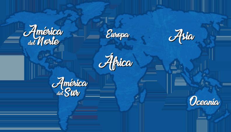 TenVinilo. Vinilo adhesivo clásica del mapa del mundo . Vinilo mapamundi para el hogar puede aplicar este diseño en la habitación de sus hijos o en cualquier lugar de la casa. Este diseño es fácil de aplicar.
