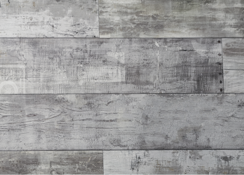 TenStickers. Gray wood texture furniture decal. A textural grey ornamental furniture decal to apply on the surface of your furniture in the living room, dinning or bathroom. Easy to apply design.