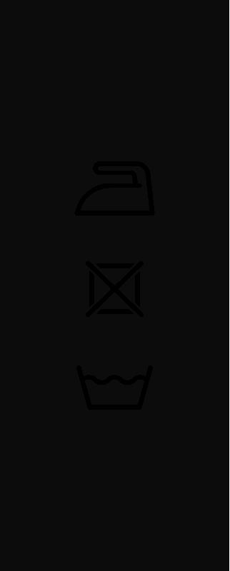 TenStickers. Vinil autocolante translúcido Lavanderia. Vinil autocolante decorativo translúcido para janelas com símbolos alusivos a lavanderias. Medidas personalizáveis. Fácil de aplicar.