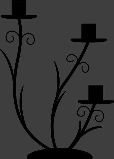 TENSTICKERS. 装飾キャンドルホルダーステッカー. 3段のキャンドルホルダーの装飾的なステッカー。リビングやダイニングルームにスタイリッシュなタッチを加えるのに最適です。