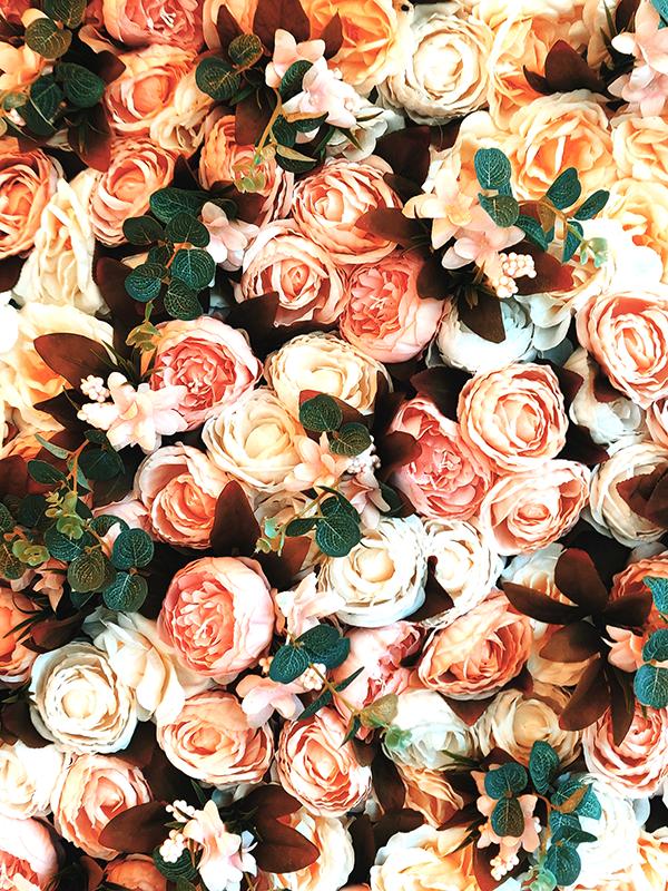 TENSTICKERS. バラの花束冷蔵庫ラップ. 冷蔵庫の表面全体を覆うバラの花束の装飾冷蔵庫ビニールラップデザイン。あなたが望むサイズでそれを選びました。