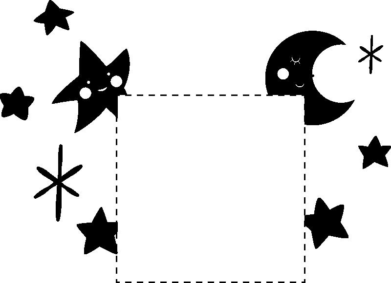 TenStickers. Hemel vol sterren lichtschakelaar deksel zelfklevende sticker. Lichtschakelaar cover vinyl zelfklevende sticker met het ontwerp van ruimte-elementen zoals de sterren en de maan. Kies het formaat en de kleur van uw voorkeur. Eenvoudig aan te brengen.