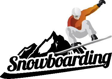 TENSTICKERS. スノーボードウォールステッカー. スポーツステッカー-スノーボードのウィンタースポーツに触発されたイラスト。空中逆さまのスノーボーダーの若々しく都会的なデザイン。