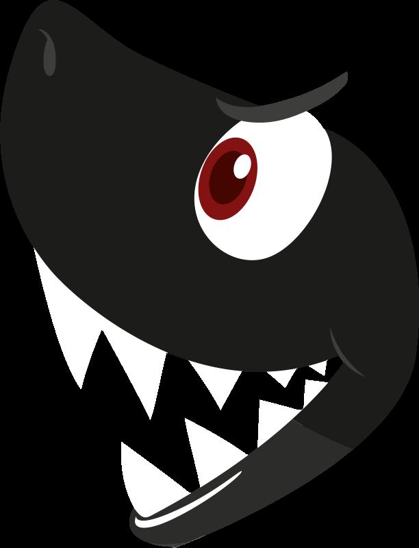 TENSTICKERS. サメフェイスバイクデカール. 自転車のフレームを飾るための装飾的なサメの顔。粘着性があり、簡単に塗布できます。必要なサイズで利用できます。