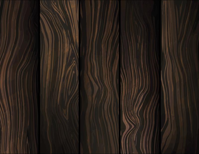 TENSTICKERS. 木製シート家具デカール. 家やオフィスの家具スペースを飾るための木製シート家具ステッカー。必要なカスタマイズされたサイズで利用できます。