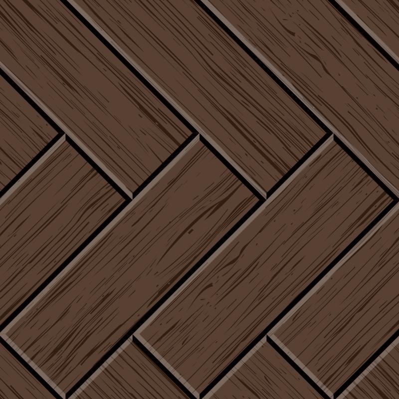 TENSTICKERS. ジグザグの木の板床ビニールデカール床タイル. 装飾的なジグザグの木の板の床のビニールステッカーで、床の表面をユニークで感心させます。必要なサイズで利用できます。