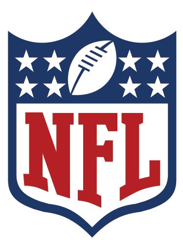 TenStickers. NFL Aufkleber. NFL - The National Football League in America. Wenn Sie ein Fan des amerikanischen Footballs sind, dann ist dieses Wandtattoo wie für Sie gemacht.