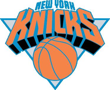 TenVinilo. Vinilo decorativo New York Knicks. Emblema adhesivo del popular equipo de baloncesto estadounidense de la NBA, con sede en la ciudad de Nueva York.