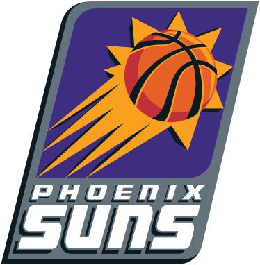 TenStickers. Sticker logo Phoenix Suns. Stickers décoratif représentant le logo de l'équipe américaine de la NBA, les Phoenix Suns.Sélectionnez les dimensions de votre choix pour personnaliser le stickers à votre convenance.