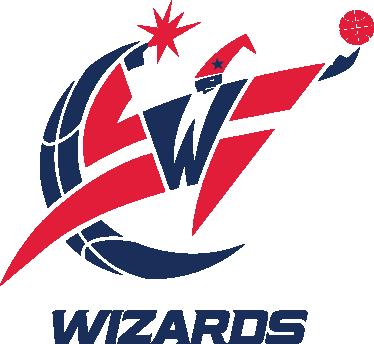 TenVinilo. Vinilo decorativo Washington Wizards. Llamativo Adhesivo del equipo profesional de baloncesto de la NBA, con sede en la capital de Estados Unidos. Un deporte de equipo.