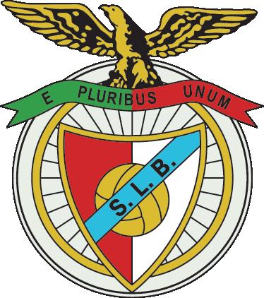 TenStickers. Sticker foot club Benfica. Stickers représentant le logo du club de foot portugais de Lisbonne.Idée déco originale pour la décoration d'intérieure des sportifs, fans de foot !