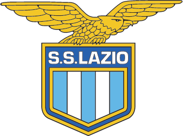 TenStickers. Adesivo murale logo Lazio. Stemma Adesivo della Societa' Sportiva Lazio, importante squadra di calcio italiana. Eccellente sticker per i tifosi piu' affiatati.