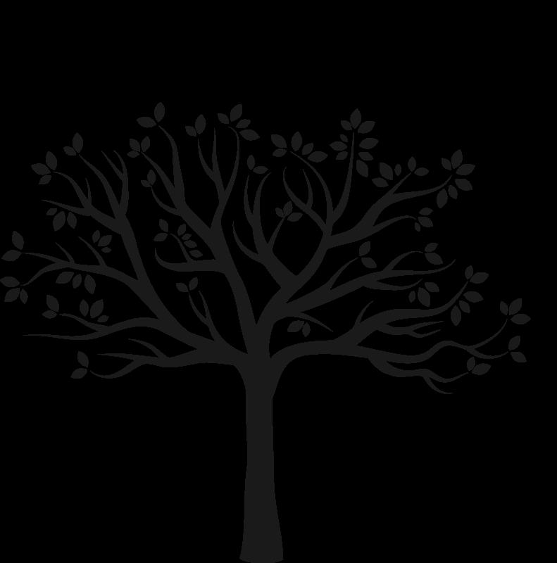 TENSTICKERS. 木の上を飛ぶ鳥. 枝と鳥がその上を飛んでいる大きな木の装飾的な木の壁アートステッカーデザイン。それは居間および他のどのスペースにも適しています。