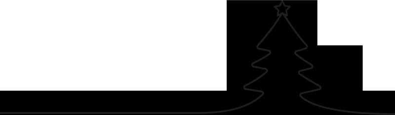 TENSTICKERS. クリスマスツリーラインクリスマスウォールデカール. 描かれた線で作成された装飾用のクリスマスツリーウォールステッカーデザイン。それは50の異なる色のオプションで利用可能です。高品質のビニール製。