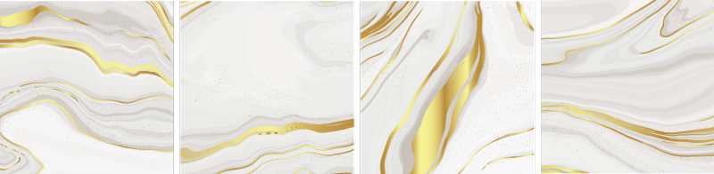 TENSTICKERS. シャンパンローズゴールドのグリッターが大理石のタイルに転写. 装飾用の装飾的な金の大理石のテクスチャタイルステッカーデザイン。オリジナルで耐久性があり、高品質のビニール製です。必要なサイズで利用できます。
