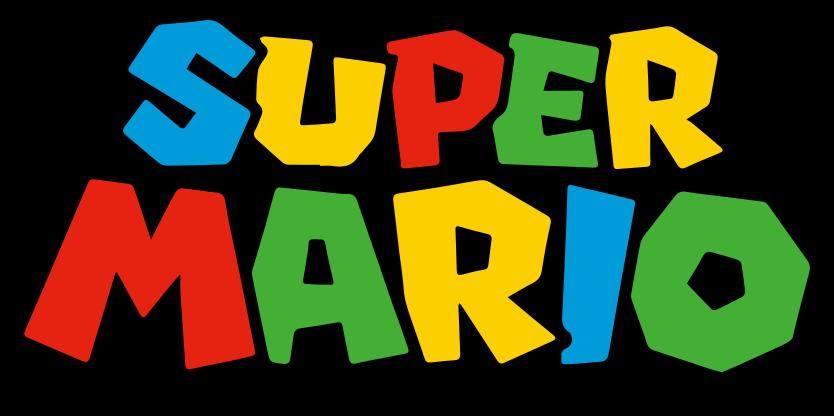 TENSTICKERS. 3dスーパーマリオビデオゲームウォールステッカー. 3dスーパーマリオビデオゲームデカール、子供とティーン向けの素敵な部屋の装飾。デザインは「スーパーマリオ」のマルチカラーの碑文です。