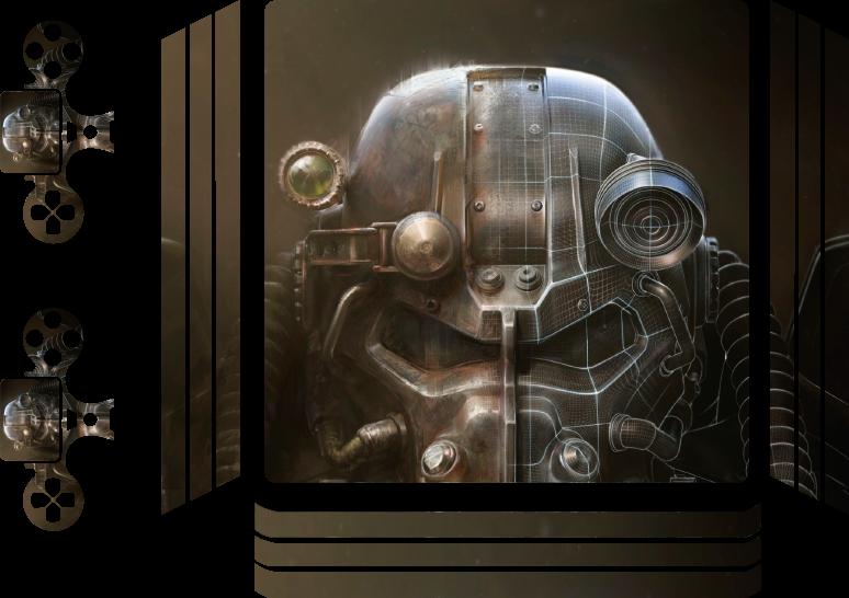 TenVinilo. Vinilo PS4 videojuego Fallout. Vinilo ps4 Fallout para los jugadores que aman los juegos apocalípticos y las emociones fuertes. Hecho de calidad ¡Envío a domicilio!