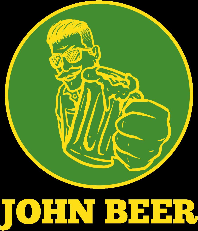 TENSTICKERS. ジョンビールカーデカール. ジョンビール車のビニールステッカー。ビールカップを持っている人の装飾的なデザイン。必要なサイズで利用でき、適用が簡単で高品質です。