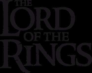 TenVinilo. Vinilo decorativo logo Señor Anillos. Te gusten más los libros de Tolkien o las adaptaciones de Peter Jackson... ¡este logo en vinilo tiene que ser tuyo!