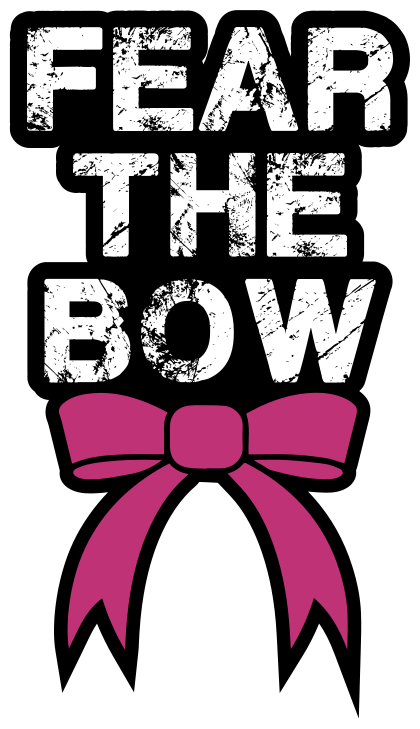 Fear The Bow Wall Sticker Tenstickers Well, this has been signal iduna poche guiding you on this fear the wall. fear the bow wall decor