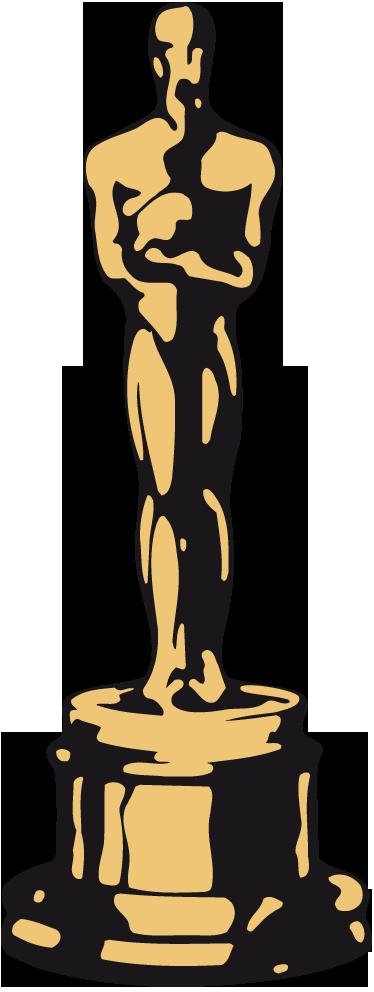 """TenVinilo. Vinilo decorativo premio Oscar color. """"And the Oscar goes to..."""" El premiado puedes ser tú. Consigue este vinilo del más famoso de los galardones que se otorga en el mundo del cine."""