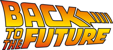 TenStickers. Back to the Future Wall Sticker. A movie decal referring to the film Back to the Future, with the adventures and trips of Marty McFly in the past and in the future.