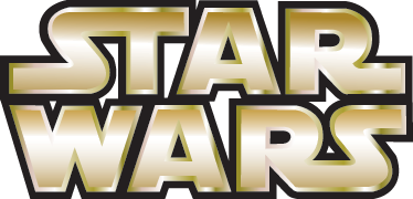 TenStickers. Star Wars Logo Aufkleber. Das Star Wars Logo in großer, fettgedruckter, goldener Schrift als Wandtattoo. Damit machen Sie jede Wand zu einem Eyecatcher.