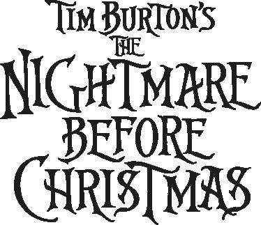 TenStickers. Sticker Nightmare before Christmas. L'étrange Noël de Mr Jack, un film de Tim Burton ! Si vous êtes fans de ce film, ce stickers décoratif devrait certainement vous plaire.