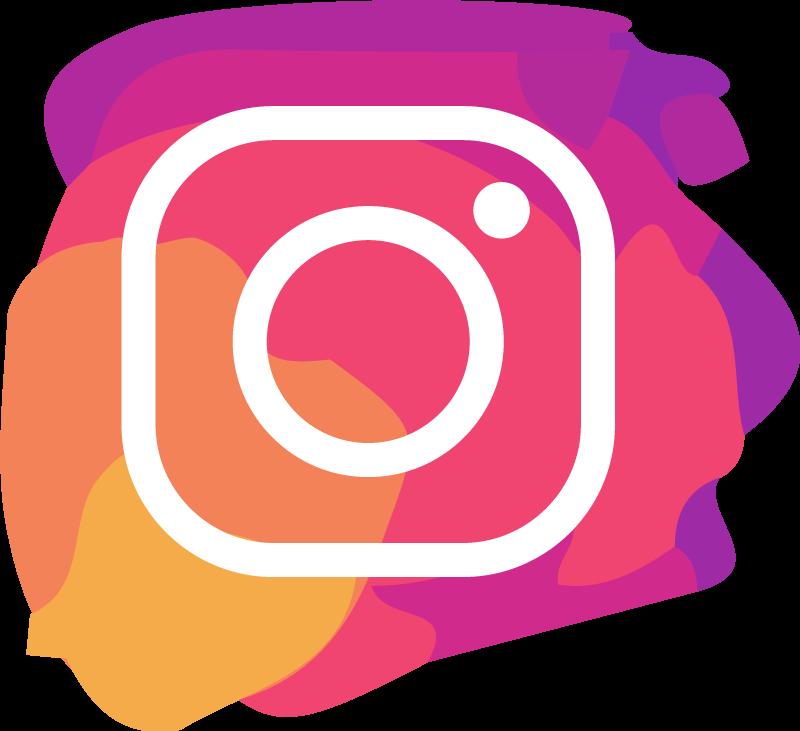 TENSTICKERS. Instagramアイコンウィンドウデカール. Instagramアイコンウィンドウビニールステッカー。ビジネススペースを飾り、instagramであることをクライアントや顧客に通知します。