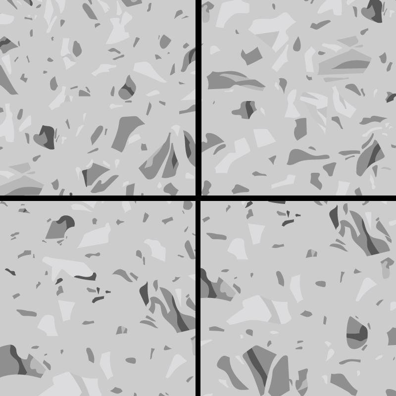 TenStickers. Autocollant Carrelage Carrelage en marbre gris. Sticker carrelage marbre gris adapté à un espace mural de cuisine, il peut également être appliqué sur l'espace salle de bain et salon.