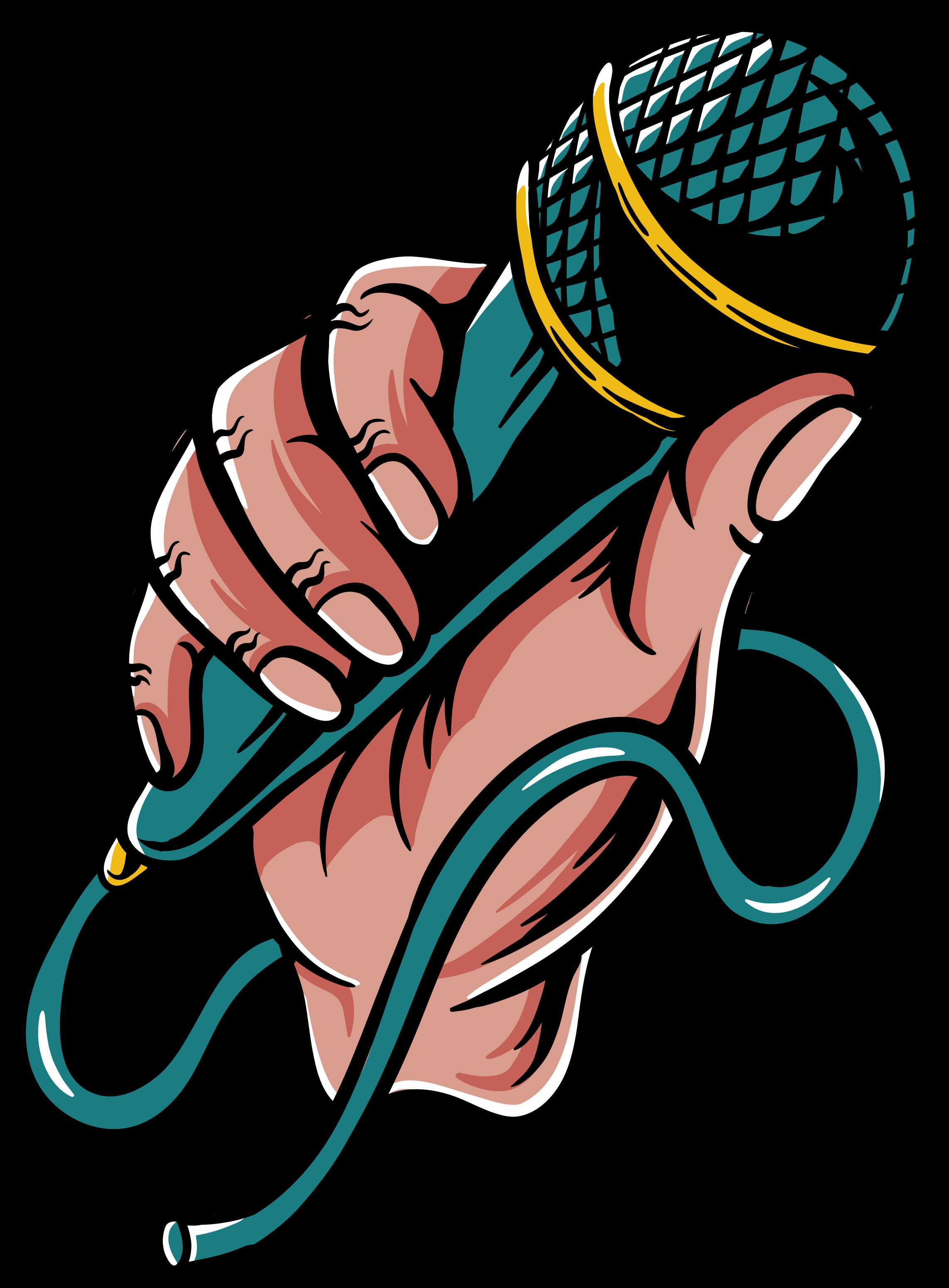 TENSTICKERS. ポップミュージックデカールの歌の芸術. ポップミュージックマイクのステッカーで、好きなスペースを飾ります。音楽が好きで、マイクで歌うのが好きなら、このデザインidがお勧めです。