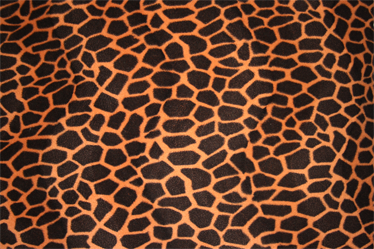 TenVinilo. Vinilo decorativo textura jirafa. Para aquellos que sean muy aficionados a la fauna animal y en especial a la de la sabana africana.