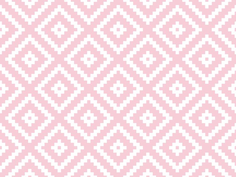 TENSTICKERS. 家具用ピンクの正方形の幾何学模様のデカール. この幾何学的な家具ステッカーは、表面が平らなどの家具にもぴったりで、さまざまなサイズがあります。今すぐ注文してください!