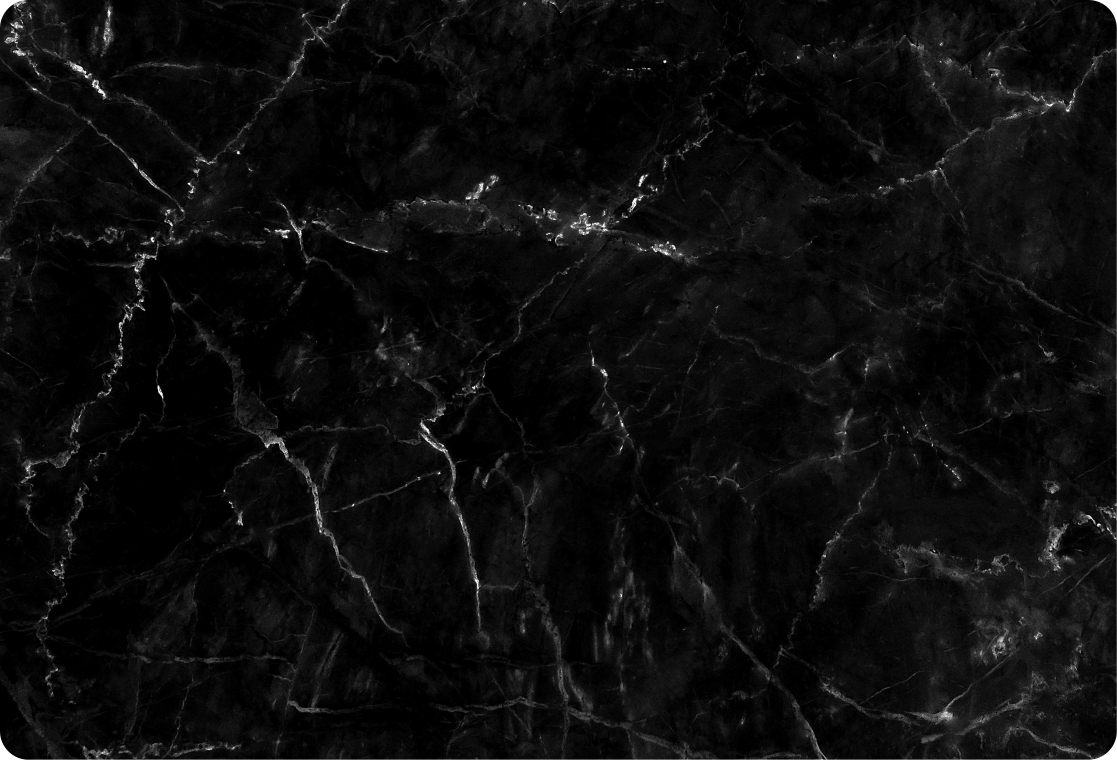 TenStickers. Nalepka za prenosnik iz črnega marmorja. Nalepka za črne marmornate kože za polepšanje in izboljšanje videza vašega prenosnika. Enostaven za uporabo in ga lahko kadar koli odstranite brez izziva.