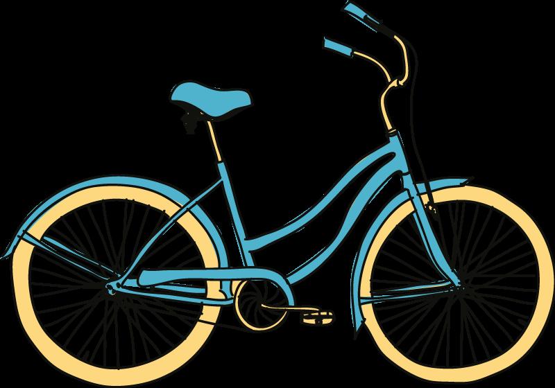 TENSTICKERS. 自転車スポーツステッカー. それらのサイクリストのための自転車の壁のステッカー!このビンテージデカールは、このスポーツを愛し、自宅を飾りたい人に最適です。