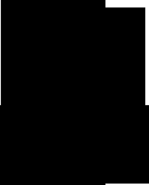 TenStickers. музыкальные элементы наушники стикер стены. настенные наклейки - оригинальный дизайн пары наушников, состоящих из разных источников музыки.
