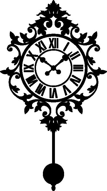 Dessin Horloge Ancienne