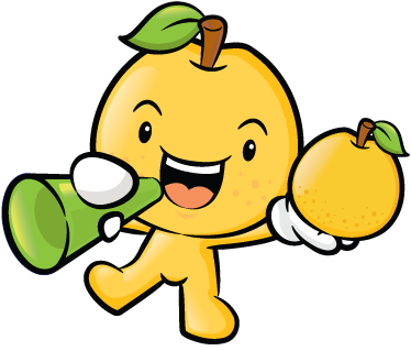 TenStickers. Lemon Fruit Character Wall Sticker. Kitchen Stickers - Add some fun and character to your kitchen with this apple character to remind you to eat healthyIdeal for decorating your kitchen or cooking area