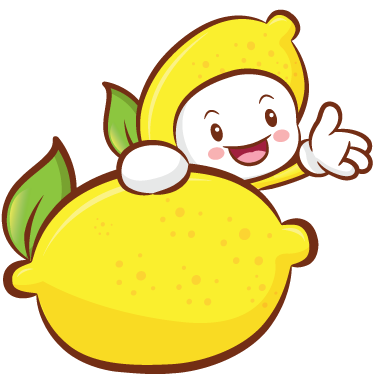TenStickers. Lemon Kid Wall Sticker. Kitchen Wall Stickers - Playful illustration of a cute lemon character waving and smiling from behind a lemon. Add some vibrant yellow and green to the walls of your kitchen with this playful cartoon wall sticker from our fruit stickers collection.