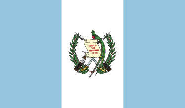 TenStickers. Guatemala Flag Sticker. Decals - The Guatemalan flag. Ideal for homes or businesses. Suitable for personalising gadgets and appliances. Available in various sizes.