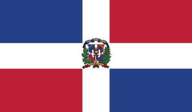 TenStickers. Wandtattoo Dominikanische Republik. Dekorieren Sie Ihr Zuhause mit dieser tollen Flagge von der Dominikanischen Republik als Wandtattoo! Damit zeigen Sie Ihre Leidenschaft