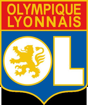 TenStickers. Naklejka dekoracyjna Olympique Lyon. Naklejka sportowa dla wszystkich fanów olympique lyon. Dla fanów, którzy chcą wspierać swój ulubiony klub przez cały czas.