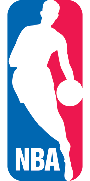 TenStickers. Sticker logo NBA. Geweldige muursticker gerelateerd aan de Amerikaanse sport basketbal. De in 1949 in de Verenigde Staten opgerichte National Basketball Association