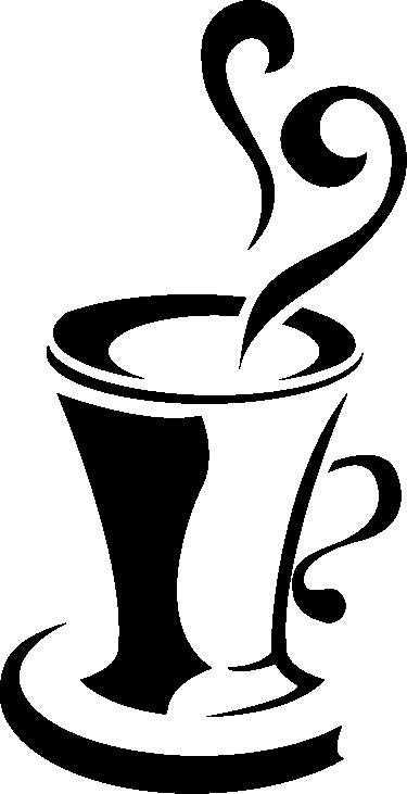 Risultati immagini per caffe fumante icona